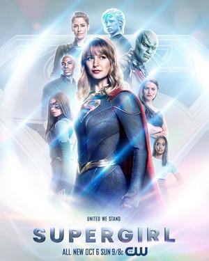 Supergirl - Season 5 Poster