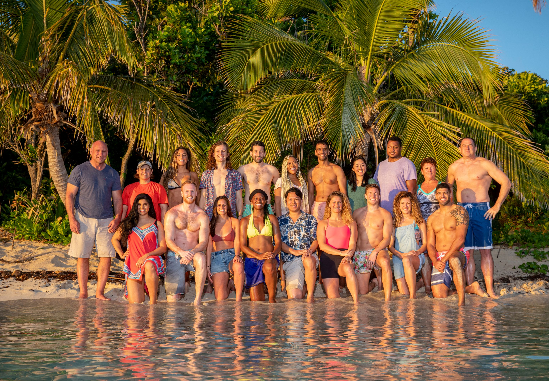 Survivor: Island of the Idols Castaways
