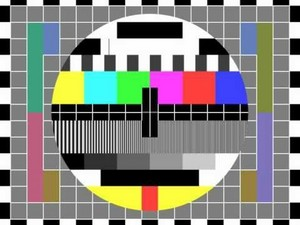 TV Color Test