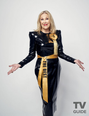 TV Guide's 'Best Show On TV' Photoshoot 2019 ~ Catherine O'Hara