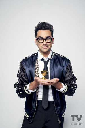TV Guide's 'Best Show On TV' Photoshoot 2019 ~ Dan Levy