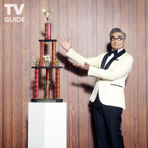 TV Guide's 'Best Show On TV' Photoshoot 2019 ~ Eugene Levy
