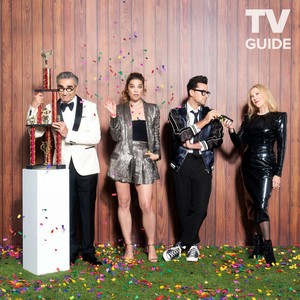 TV Guide's 'Best Show On TV' Photoshoot 2019