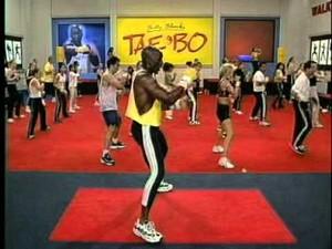 Tae Bo Exercise Workout