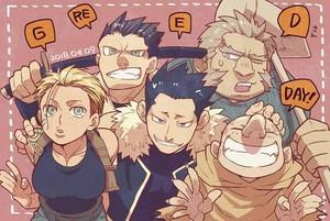 Team Greed