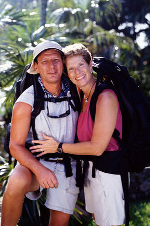 Teri Slivers and Ian Pollack (The Amazing Race 3)