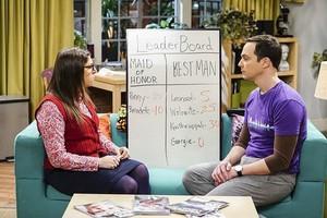 "The Big Bang Theory ~ 11x12 ""The Matrimonial Metric"""