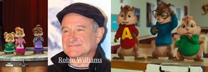 The Chipmunks and the Chipettes' Reaction to Robin Williams' Death