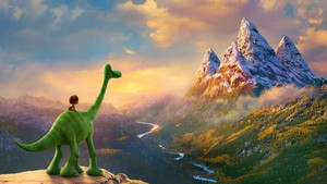 Walt Disney Wallpapers - The Good Dinosaur