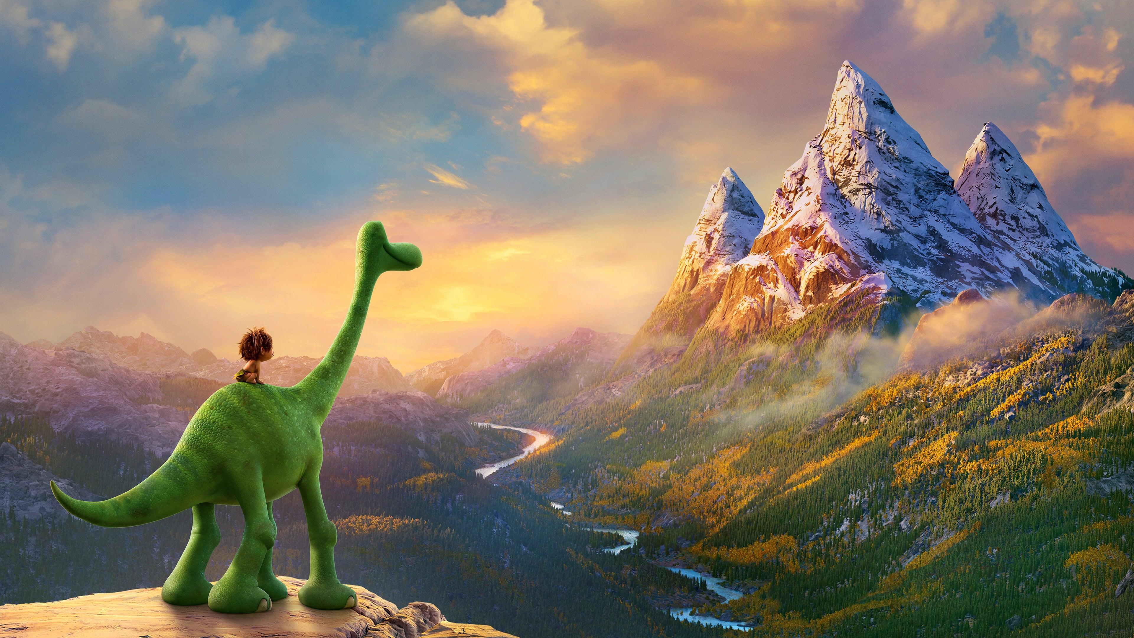 Walt Disney Wallpapers - The Good Dinosaur
