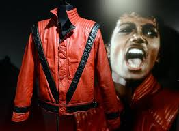 The Iconic Thriller Jacket