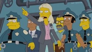 """The Simpsons ~ 25x01 """"Homerland"""""""