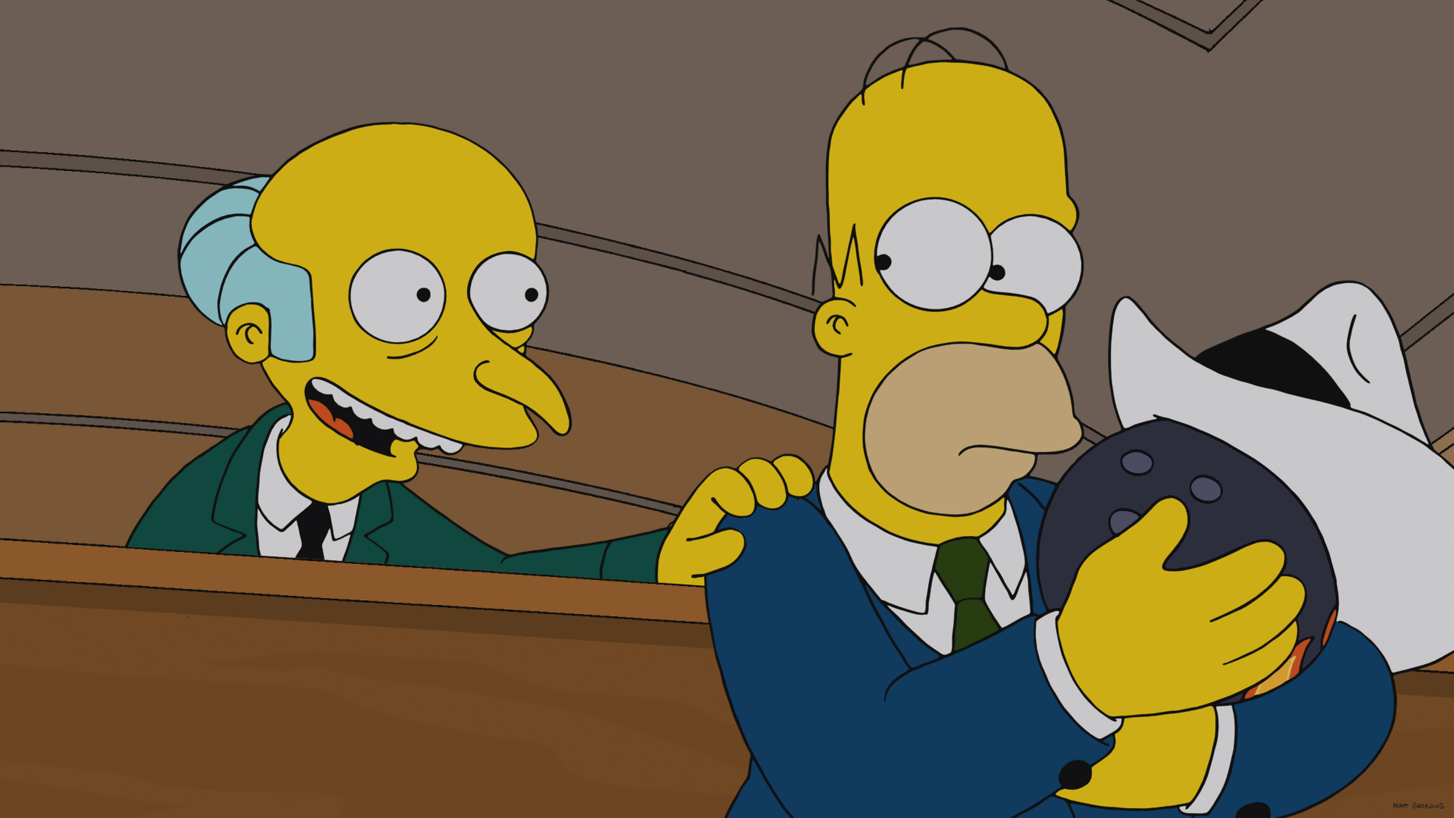 "The Simpsons ~ 25x03 ""Four Regrettings and a Funeral"""
