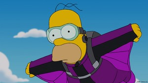 "The Simpsons ~ 25x04 ""YOLO"""