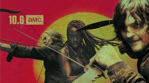 The Walking Dead - Season 10 Poster