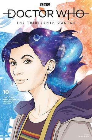 Thirteenth Doctor comic