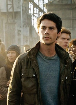 Thomas in Death Cure