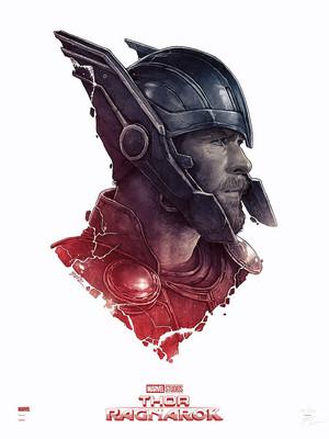 Thor Odinson -Thor: Ragnarok door Gabz