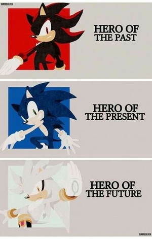 Three Different Heroes