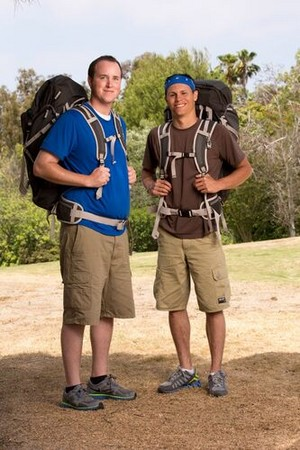 "Tim Wiyninger and Daniel ""Danny"" Merkey (The Amazing Race 23)"