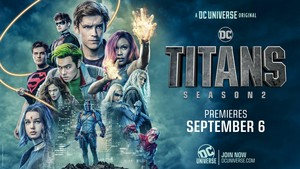 Titans Season 2 Key Art