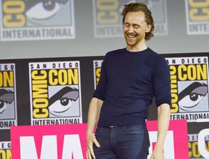 Tom Hiddleston -San Diego Convention Center (July 20, 2019)