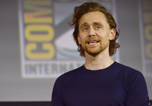 Tom Hiddleston -San Diego Convention Center (July 20, 2019)