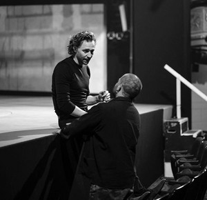 Tom Hiddleston n Jamie Lloyd - Betrayal