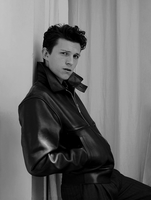 Tom Holland for GQ Magazine (2019)