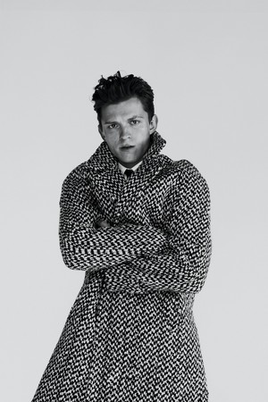 Tom Holland for GQ Style (2019)