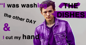 Tom Holland plus quotes