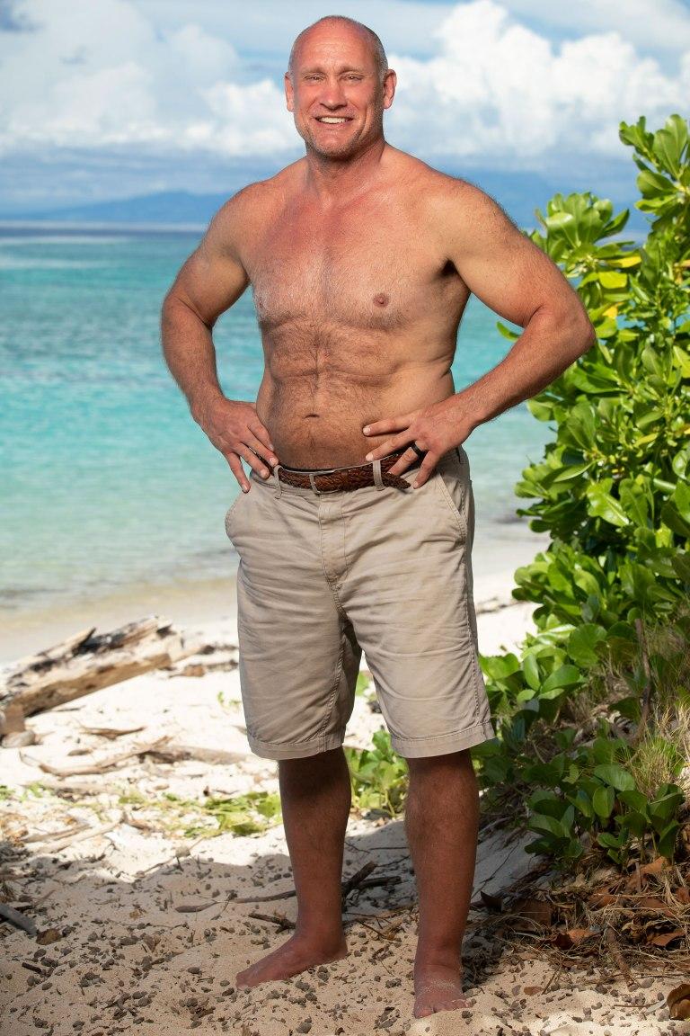 Tom Laidlaw (Island of the Idols)