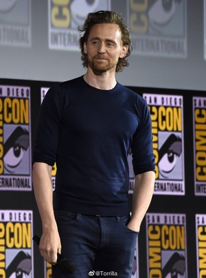 Tom at SDCC 2019