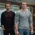 Tony and Steve - tony-stark-and-steve-rogers photo