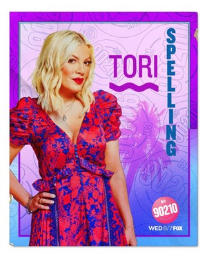Tori Spelling -BH90210