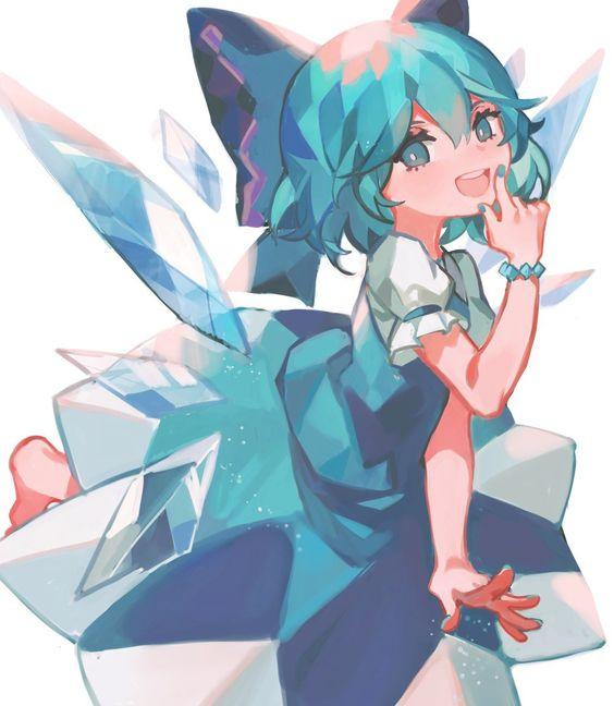 Touhou Girl