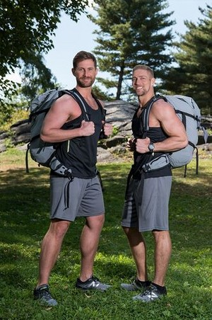 """Trevor Wadleigh and Christopher """"Chris"""" Marchant (The Amazing Race 30)"""