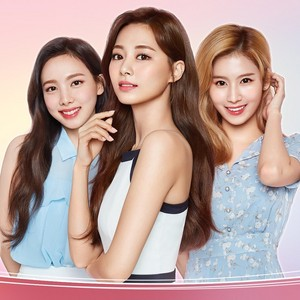 Twice for Acuvue Japão