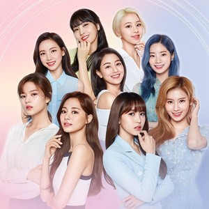 Twice for Acuvue Japan