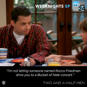 Two and a Half Men Quotes