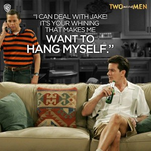 Two and a Half Men Petikan
