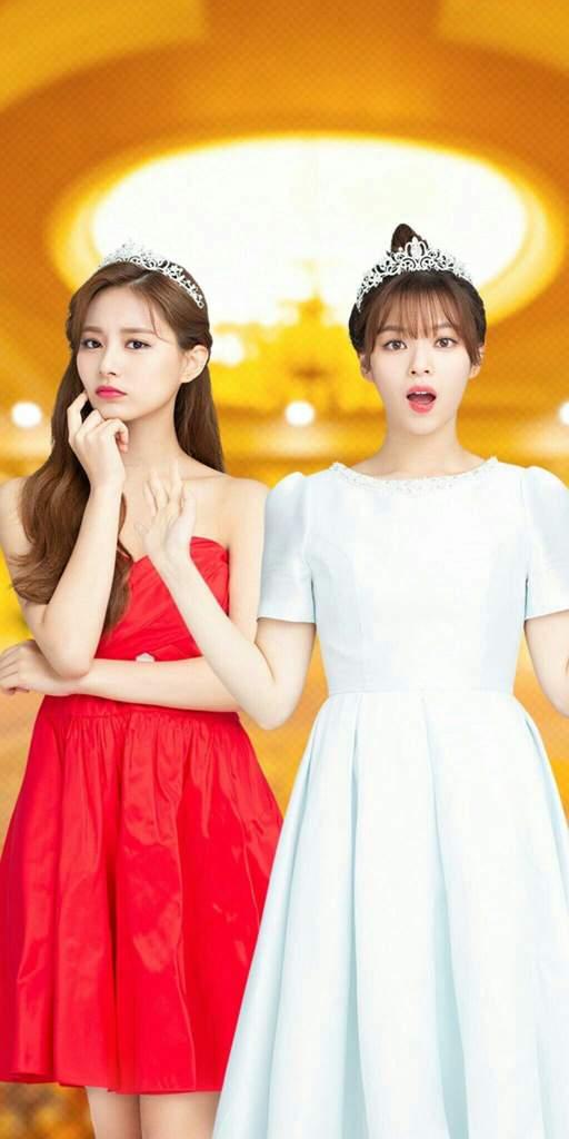 Tzuyu  and Jeongyeon