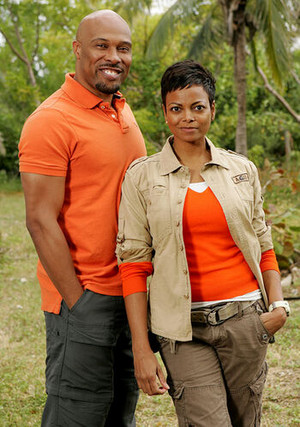 Uchenna and Joyce Agu (The Amazing Race: All-Stars 2007)