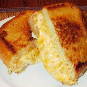 Ultimate Grilled Cheese sanduíche