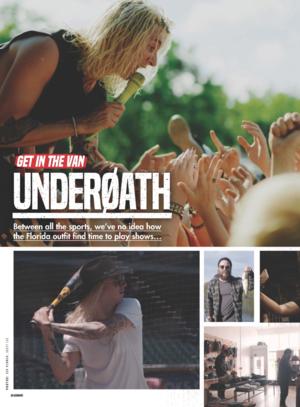Underoath Kerrang!