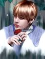 V fanart❤️💋 - twinklestar11 fan art