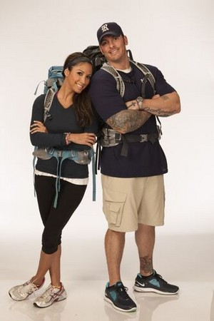Vanessa Marcias and Ralph Kelley (The Amazing Race 20)