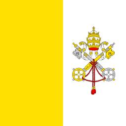 Vatican City Flag