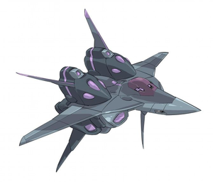 "Veritech Drone fighter "" Vector ""."