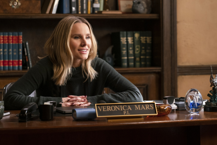 "Veronica Mars — ""Chino and the Man"" – Episode 402 — Promotional Photos"